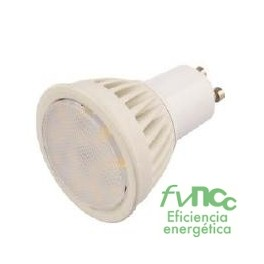 Dicroica led 5 W multiled.