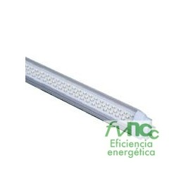 Tubo led 18 W blanco frío.