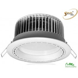 Downlight led 20 W directo sin driver.